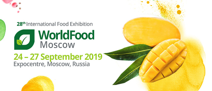 Pakistani Food Exporters make their mark in World Food Moscow – Russia 2019