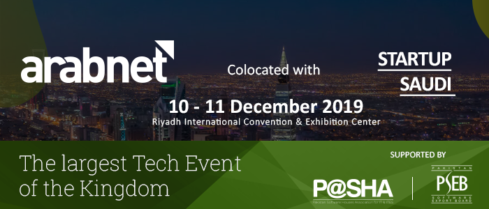 Pakistani Tech companies and Startups participated in ArabNet